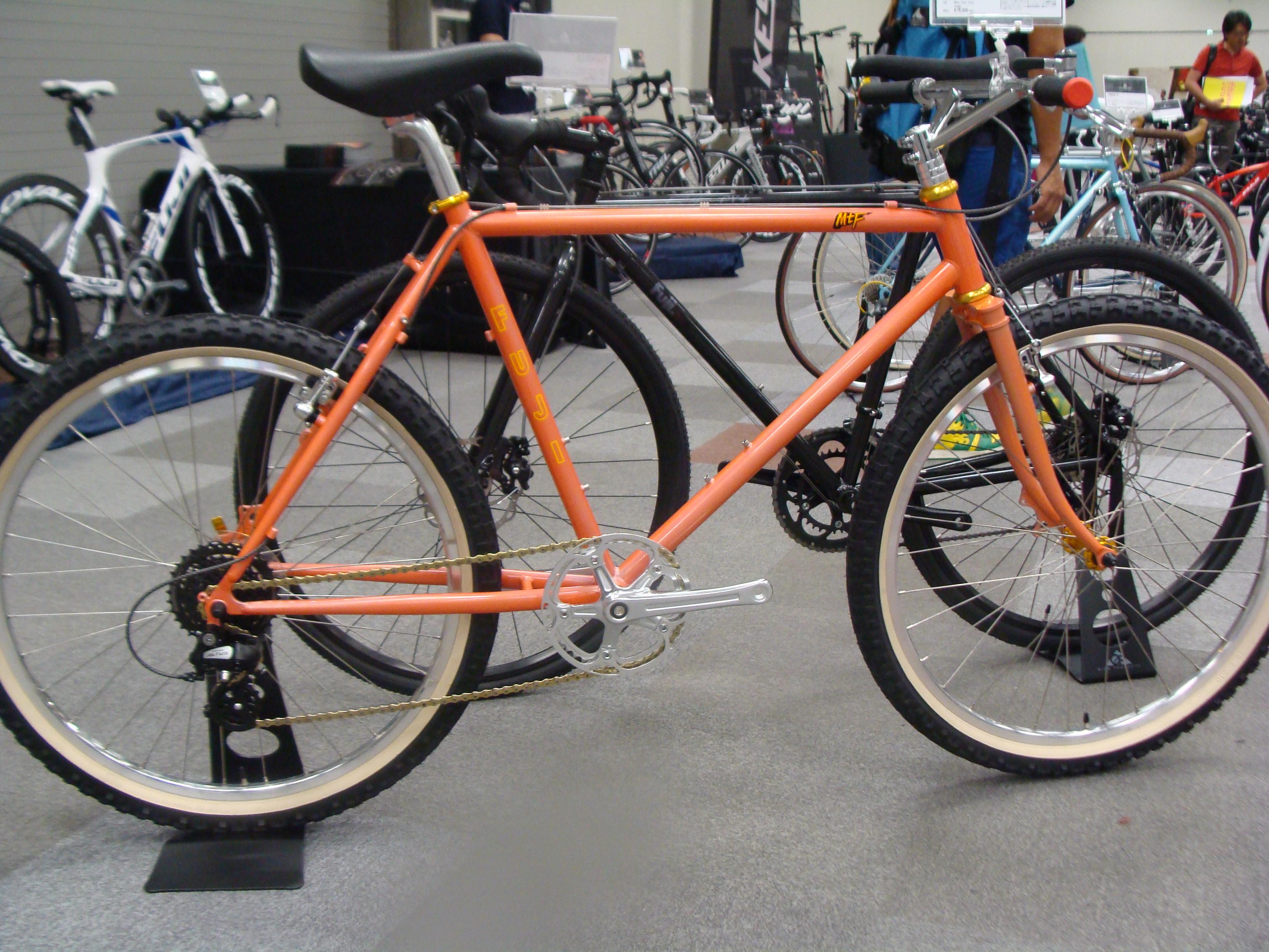 自転車の 自転車 中古 富士 : FUJI MTF @78,000-(税抜)→ 当店 ...
