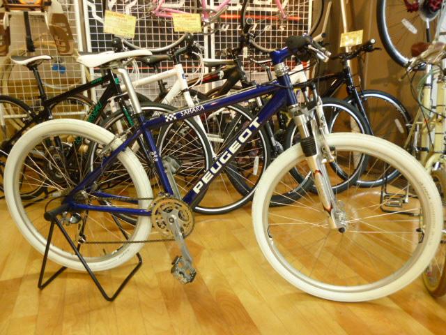 自転車の プジョー 自転車 修理 : サイズ:360mm(C-C) おおよそ ...
