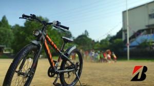 自転車の ブリジストン 自転車 24インチ アルミ : ギュットママ☆ Farna 700-claris ...