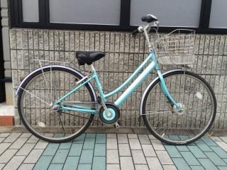 中古自転車 BRIDGESTONE Albelt ...