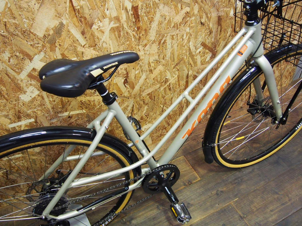 中古自転車 中古自転車 京都 : KONA COCO 2015 | 京都の中古自転車 ...