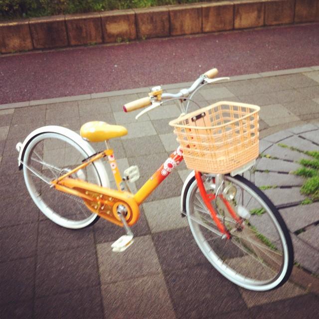 中古子供自転車22インチ ...