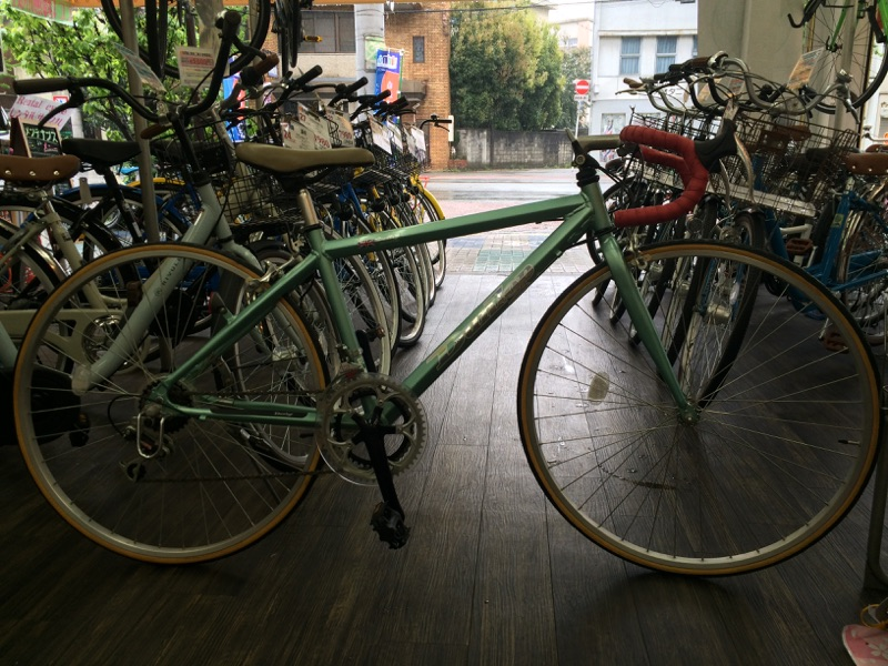 中古自転車 中古自転車部品 販売 : 中古ロードバイク風 激安価格 ...
