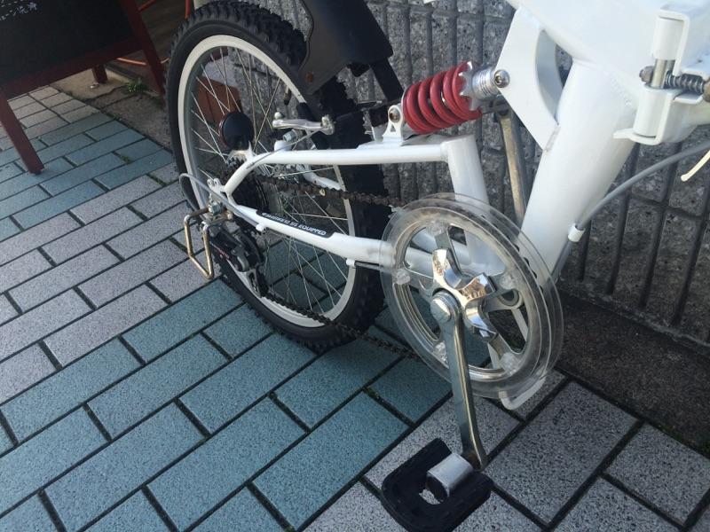 中古自転車 中古自転車 京都 : 中古折りたたみ自転車 ¥8980(税 ...