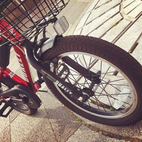 自転車の 自転車 子供用 中古 : 16インチ子供用中古自転車入荷 ...