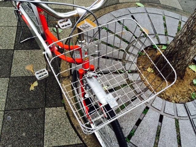 中古自転車 中古自転車 京都 : カゴももちろん新品です☆ ...