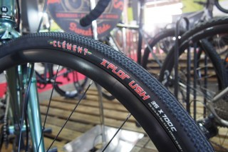自転車の kona 自転車 中古 : タイヤはオンオフ共に快適性の ...