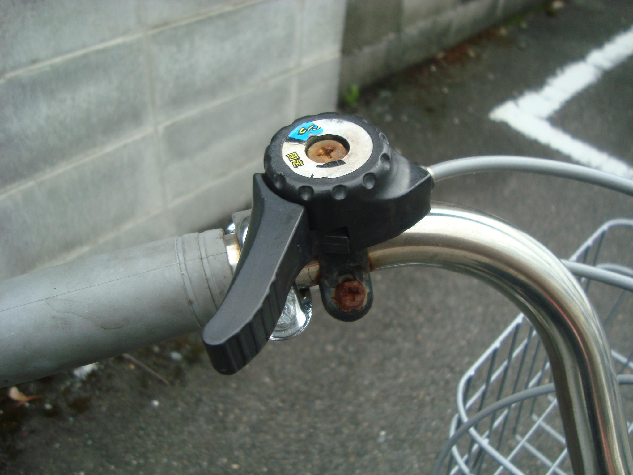 自転車の 自転車 ブレーキ 音 雨 : またご乗車中でよく聞くのが ...