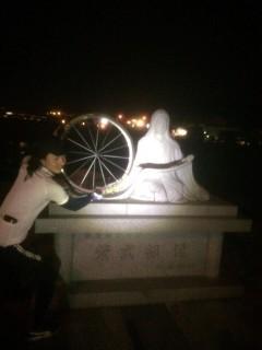 夜-観月橋-式部にて2
