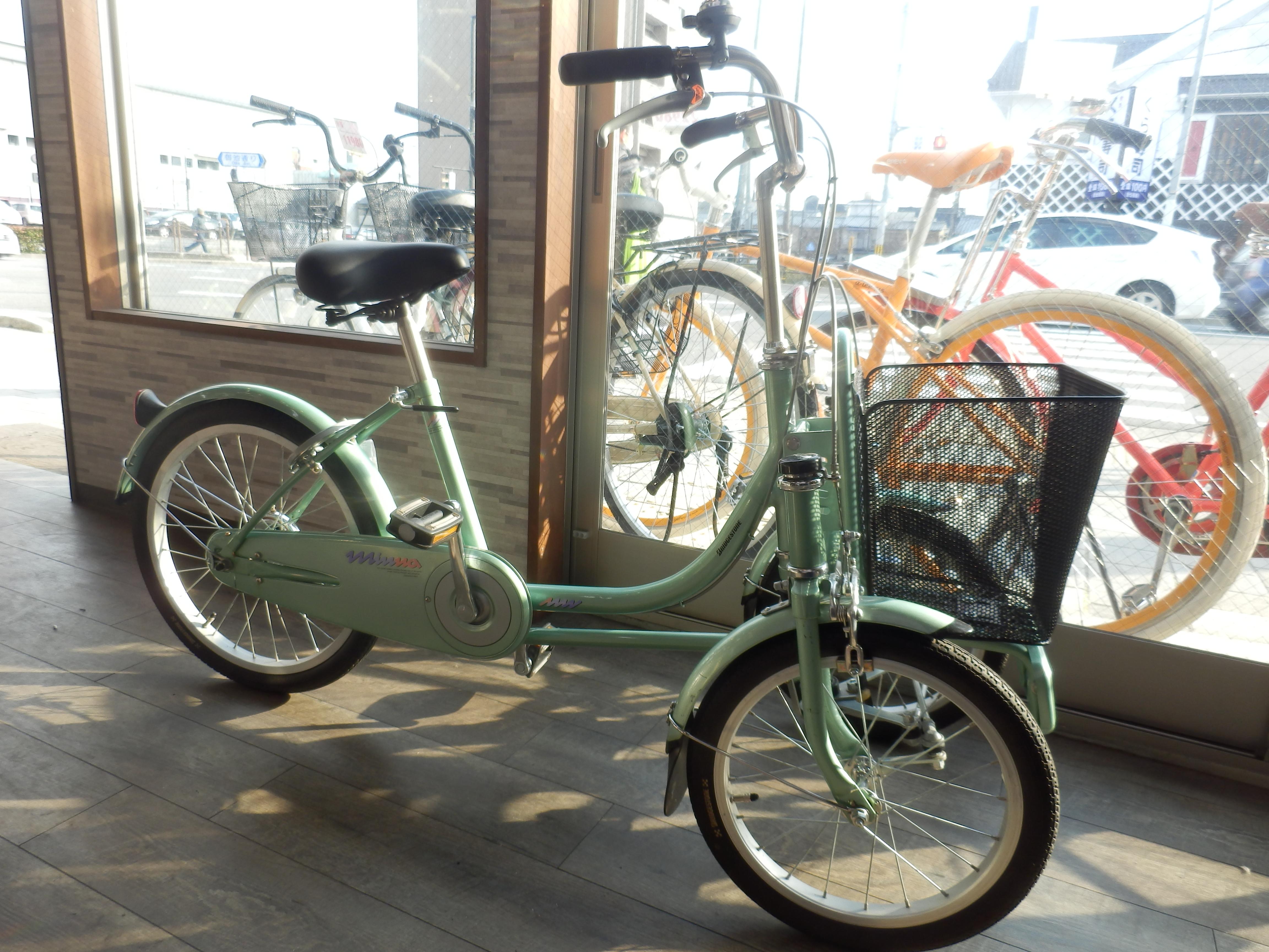 大人 の 三輪車
