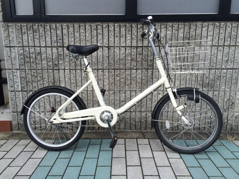中古小径自転車 ¥9980(税抜)