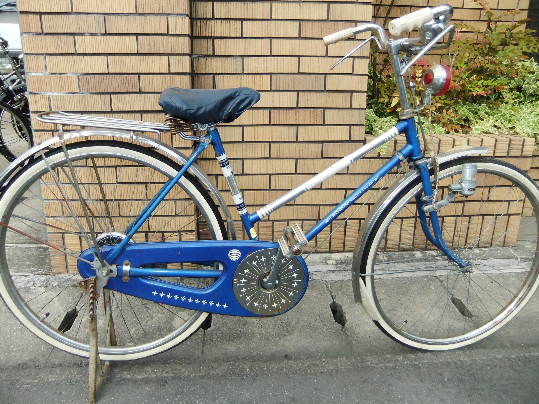 レトロ 運搬自転車