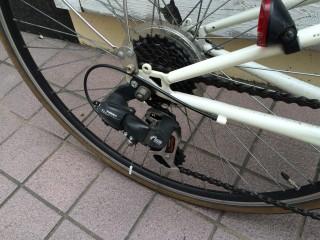 四条買取 クロスバイク0620 003