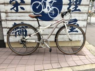 四条買取 クロスバイク620  001