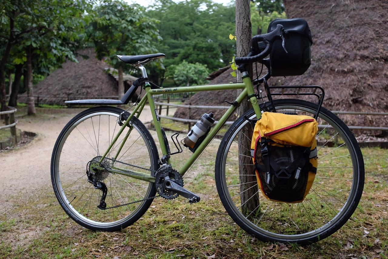 アメリカ横断自転車旅 ~準備編~北アメリカ大陸横断自転車旅
