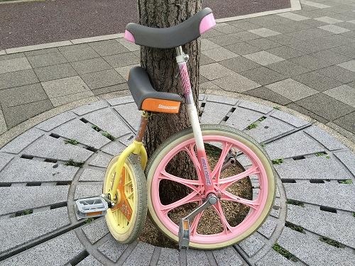 一輪車USED