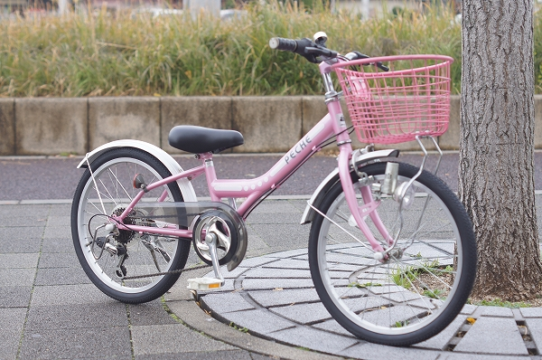 USEDガールズバイク20