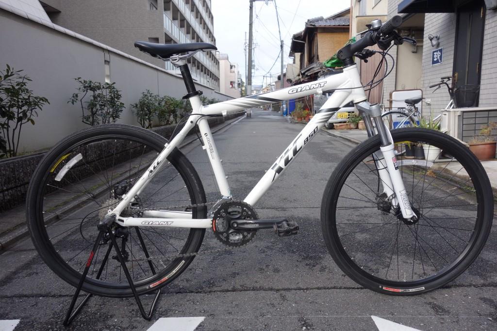 GIANT XTC850