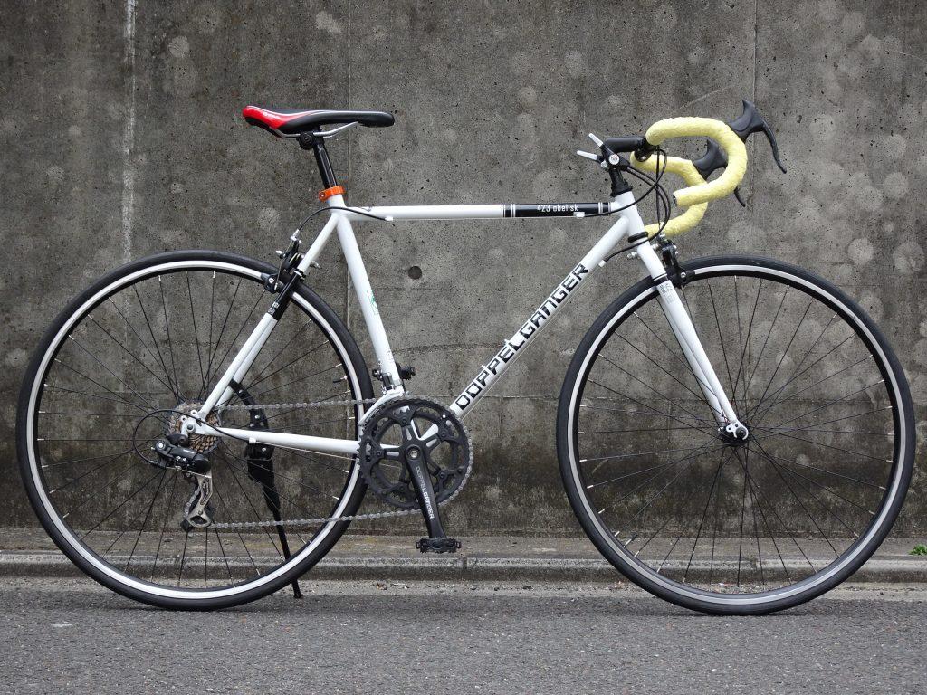中古自転車 ロードバイクの雰囲気を楽しみたいならこんなのはいかがでしょうか 京都の中古自転車 新車販売 サイクルショップ エイリン