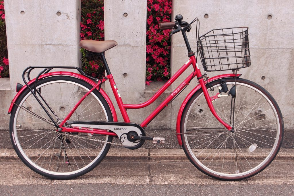 京都 中古自転車