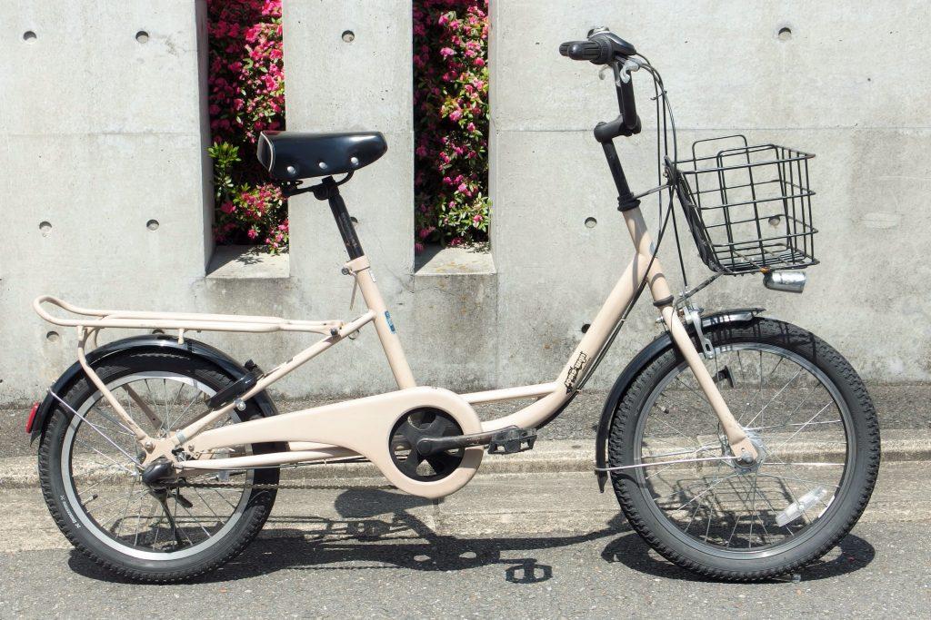 中古自転車 ブリヂストン ジョシスワゴン
