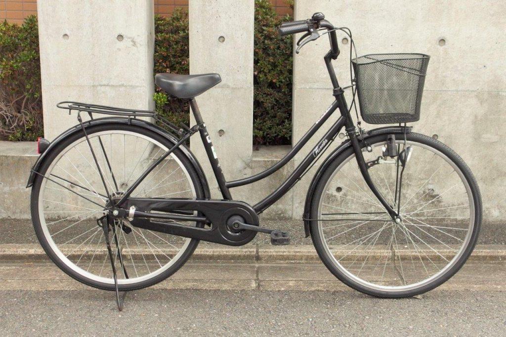 【激安!一万円以下の中古自転車】シンプルで気軽に乗れるママチャリをご紹介!  エイリン今出川店・本館ブログ