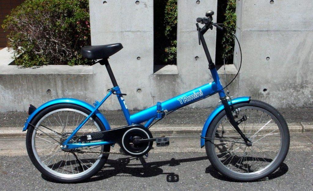 【激安!中古折り畳み自転車自転車】最近人気の折り畳み自転車のご紹介!