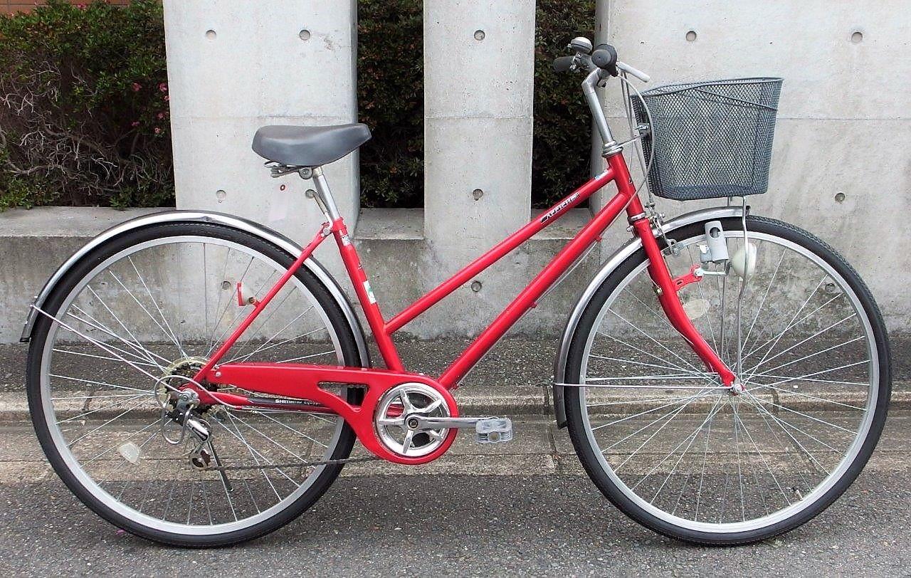 お買い得な変速付中古自転車