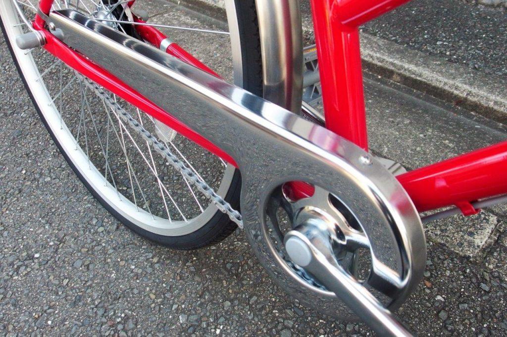 【今出川店本館の新車情報!】ステンレスパーツを多く使った普段使いに強い自転車をご紹介!